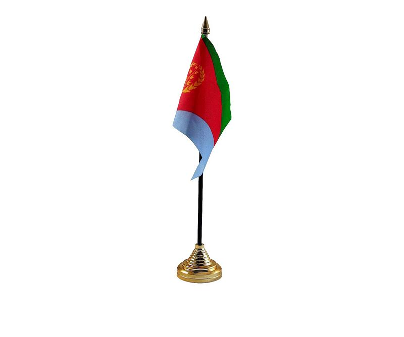 Eritrea Hand Table or Waving Flag Country