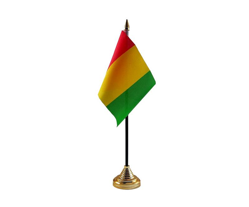 Guinea Hand Table or Waving Flag Country
