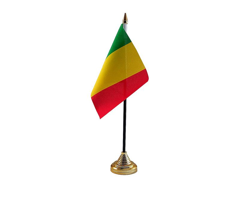 Mali Hand Table or Waving Flag Country
