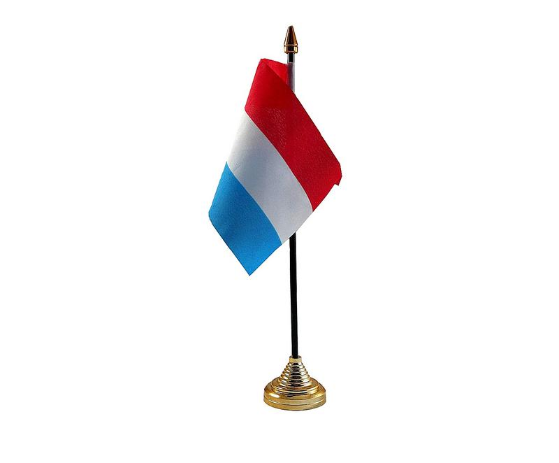 Netherlands Hand Table or Waving Flag Country Holland