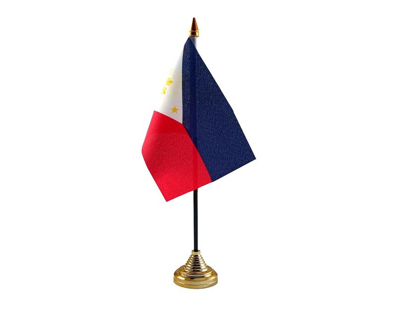 Philippines Hand Table or Waving Flag Country