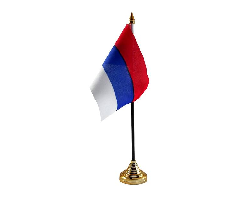 Serbia Hand Table or Waving Flag Country