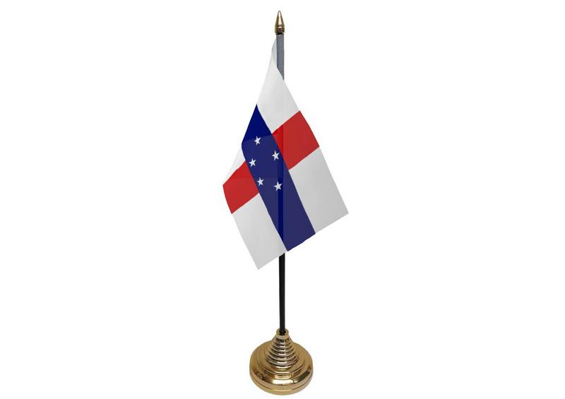Antilles Hand Table or Waving Flag