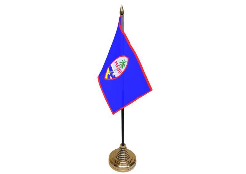Guam Hand Table or Waving Flag