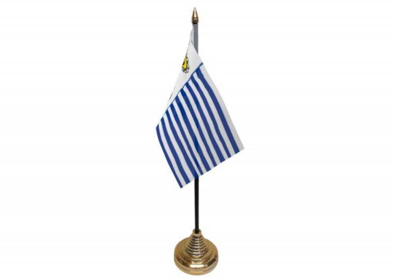 Seborga Hand Table or Waving Flag