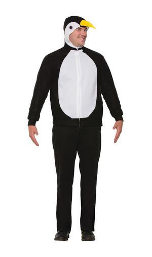 Penguin Jumpsuit Unisex Christmas Fancy Dress Costume Outfit Adult One Size