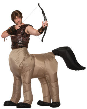 Centaur Costume Inflatable Fancy Dress Costume Outfit Womens Adult UK 10-12