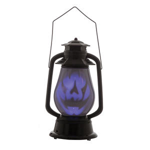 Lantern w/ Light & Sound Halloween Party Decoration Prop