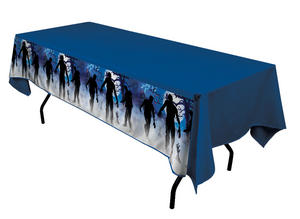 Zombie Table Cover (137x274cm) Halloween Party Tableware