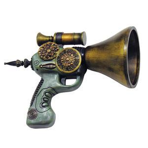 Steampunk Vintage Cogs Space Gun Fancy Dress Accessory