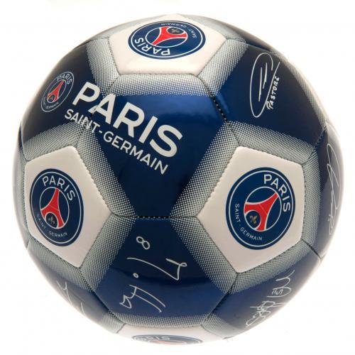 Signed Autograph Moura Lucas Psg: Paris Saint Germain FC PSG Football Signature Autographe