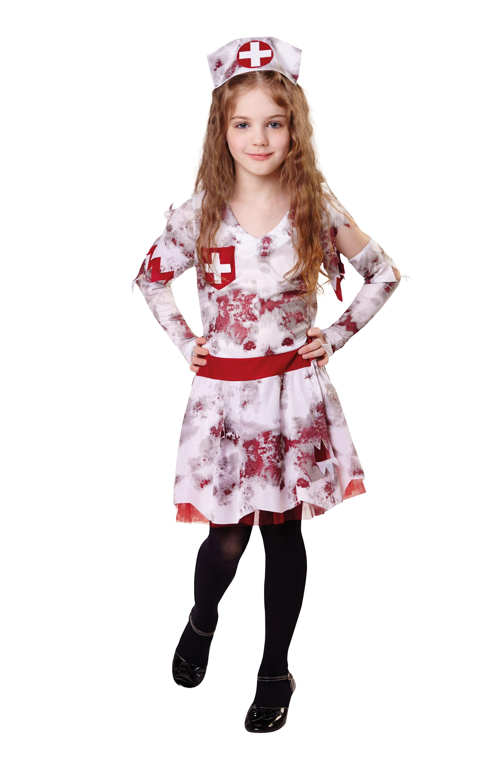 queen of death kids girls halloween fancy dress costume childs