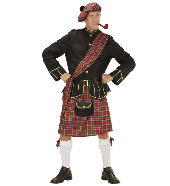Mens Scottish Costume