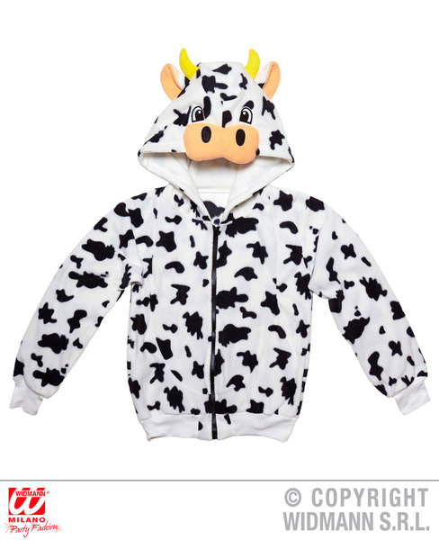 XL Details about  /Unisex Cow Animal Farm Hoodie World Book Day Fancy Dress Costume S
