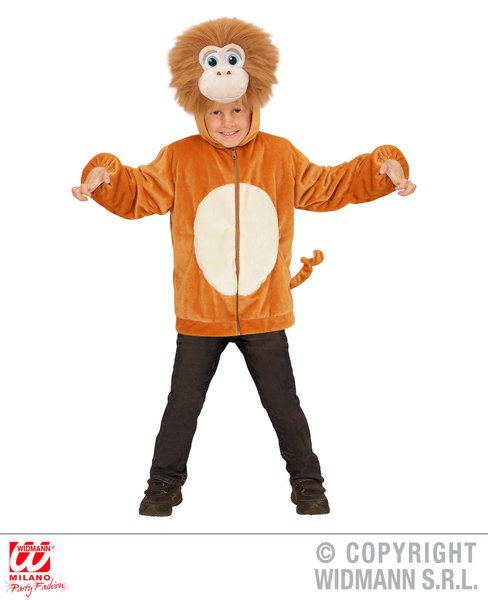 7293455b6 Monkey Fancy Dress Costumes   Sentinel Childs Kids Childrens Plush ...