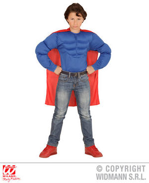 Boys Kids Childs Super Hero Fancy Dress Costume Outfit Childrens 5-13 Yrs