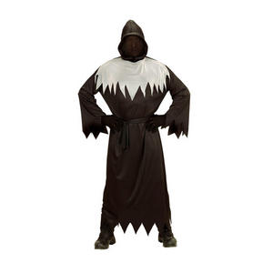 Boys Kids Childs Faceless Ghost Halloween Fancy Dress Costume Outfit 5-13 Yrs