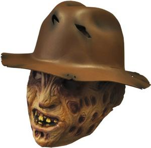 Freddy Krueger Fedora Hat Halloween Elm Street Fancy Dress Costume Accessory