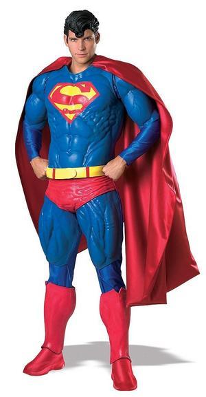 Collectors Spider Man Fancy Dress Costume DC Comic Super Hero Halloween Outfit