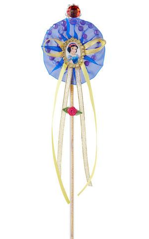 Childs Snow White Wand Disney Princess Fancy Dress Accessory Prop