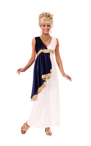 Grecian Greek Fancy Dress Costume Outfit Toga Party Womens Ladies UK 8-14