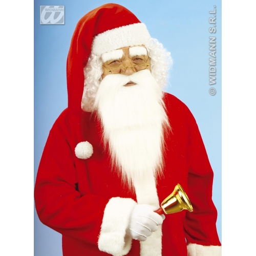 Red Extra Long Santa Father Christmas Fancy Dress Hat 65cm