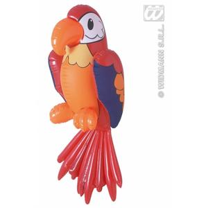 Inflatable Parrot 60cm Tall Pirate Party Fancy Dress Decorations Toy Prop