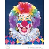 Large Red Sponge Clown Nose Circus Bobo The Clown Fancy Dress Costume Accessory