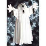 Neon Ghost Prop 55Cm Spooky Halloween Horror Fancy Dress Accessory