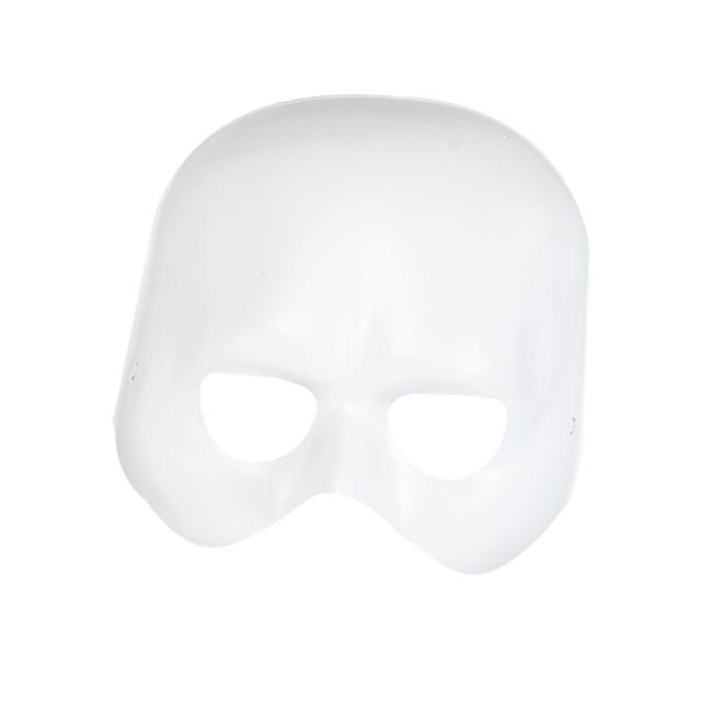 Deluxe Phantom Opera Half Face Mask Halloween Fancy Dress Costume Prop