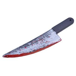 Blood Splattered Scream Knife Halloween Fancy Dress Costume Prop