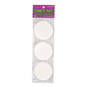 3 x Cosmetic Sponges For Face Painting Paint Makup Application