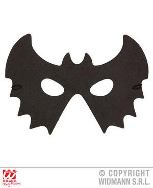 Black Bat Mask Batman Batwoman Halloween Masquerade Fancy Dress Accessory