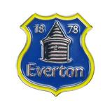 Everton Fc Badge Blue & Yellow Football Crest Sign Match Game Club Team New