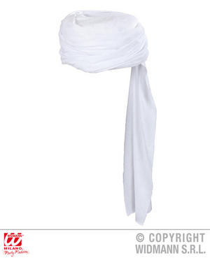 Arab Turban Hat Arabian Sultan King Fancy Dress Accessory