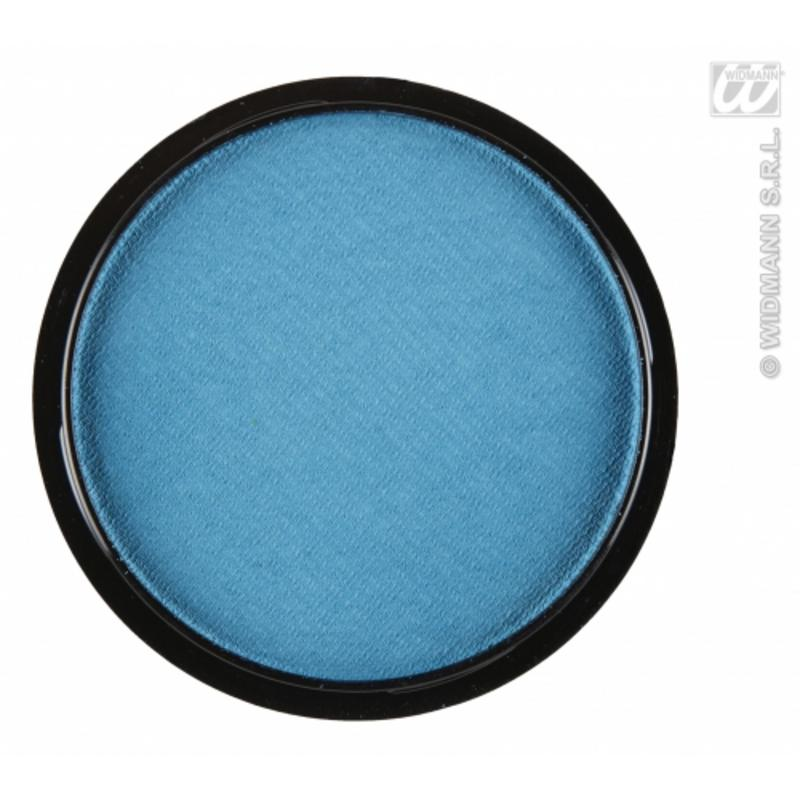Water Based Fancy Dress Makeup Make Up Face Paint 15g - SKY BLUE