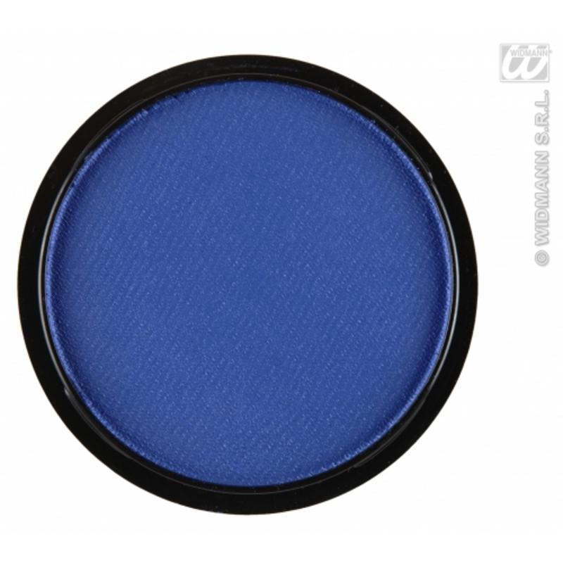 Water Based Fancy Dress Makeup Make Up Face Paint 15g - BLUE