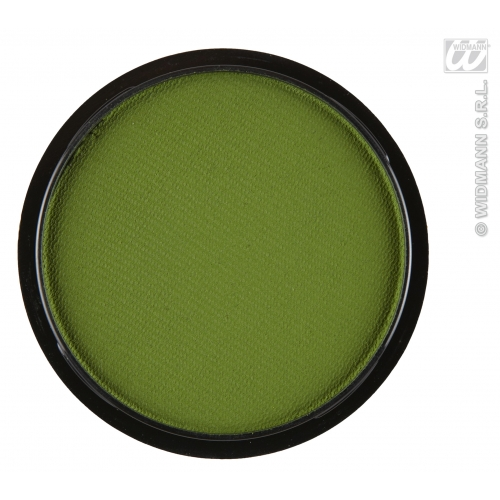 Water Based Fancy Dress Makeup Make Up Face Paint 15g - EMERALD GREEN