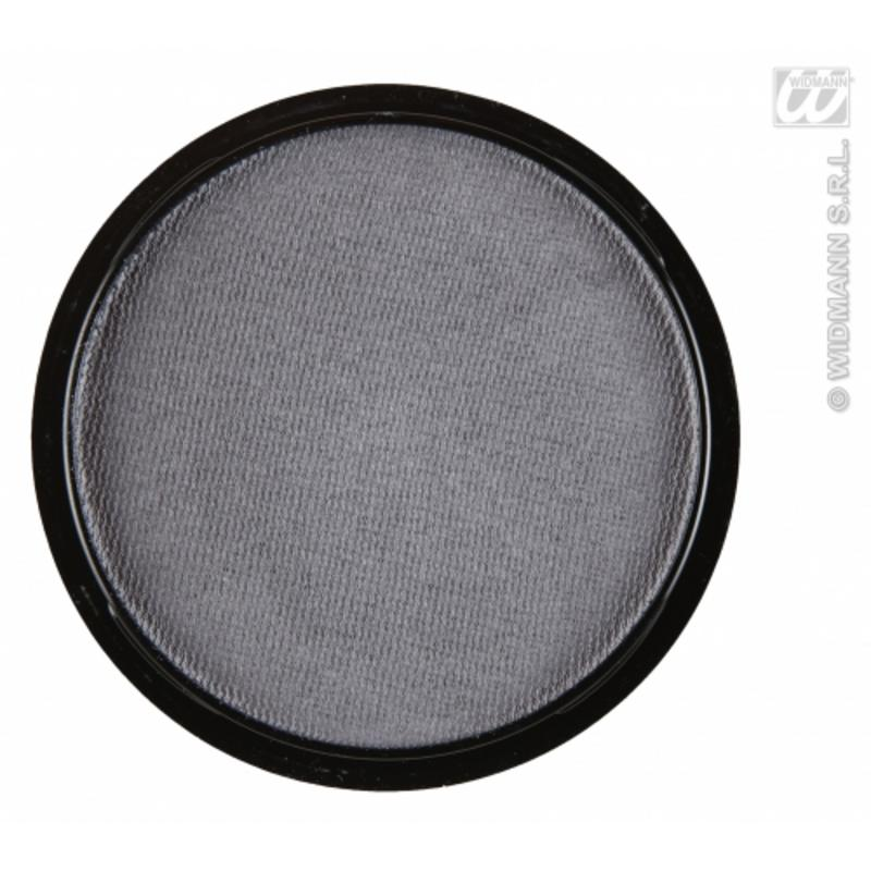 Water Based Fancy Dress Makeup Make Up Face Paint 15g - GREY