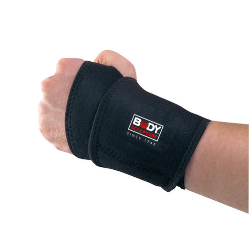 Body Sculpture Health & Fitness Neoprene Wrist Support Adjustable