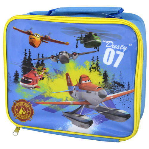 Disney Planes 2 Insulated Lunch Bag Sandwich Carrier - Official Merchandise