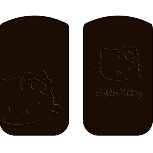 Hello Kitty Universal Black Mobile Phone Case Pouch Wallet