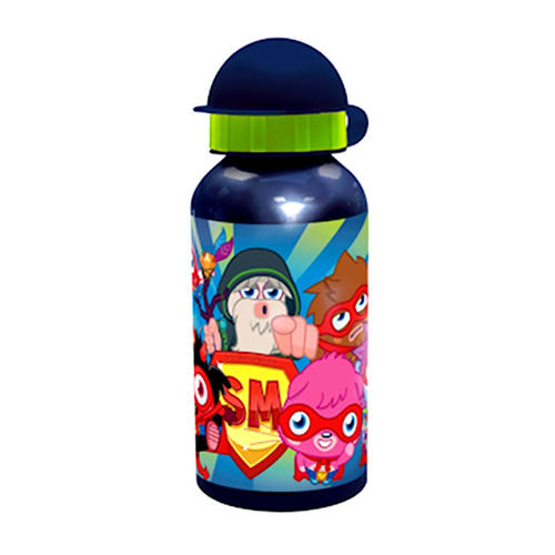 Moshi Monsters Aluminium Drinks Sports Water Bottle