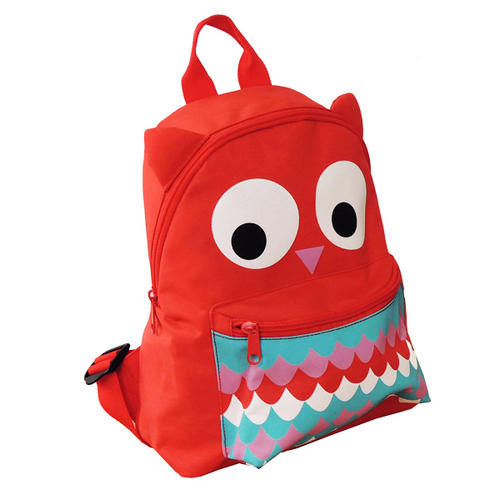 Owl Animal Childrens Backpack School Bag Rucksack