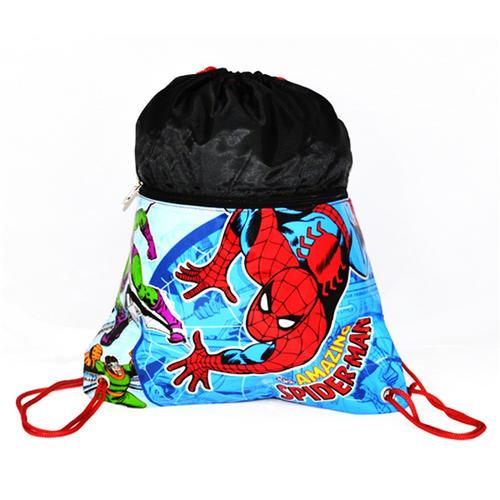Spiderman Gym Swim Swimming School Bag 40cm x 34cm