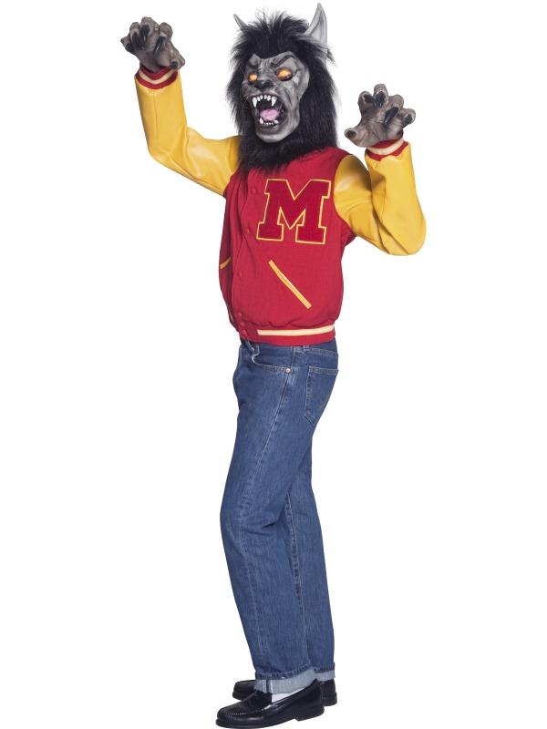 Michael Jackson Thriller Werwolf Kostüm Fancy Dress L