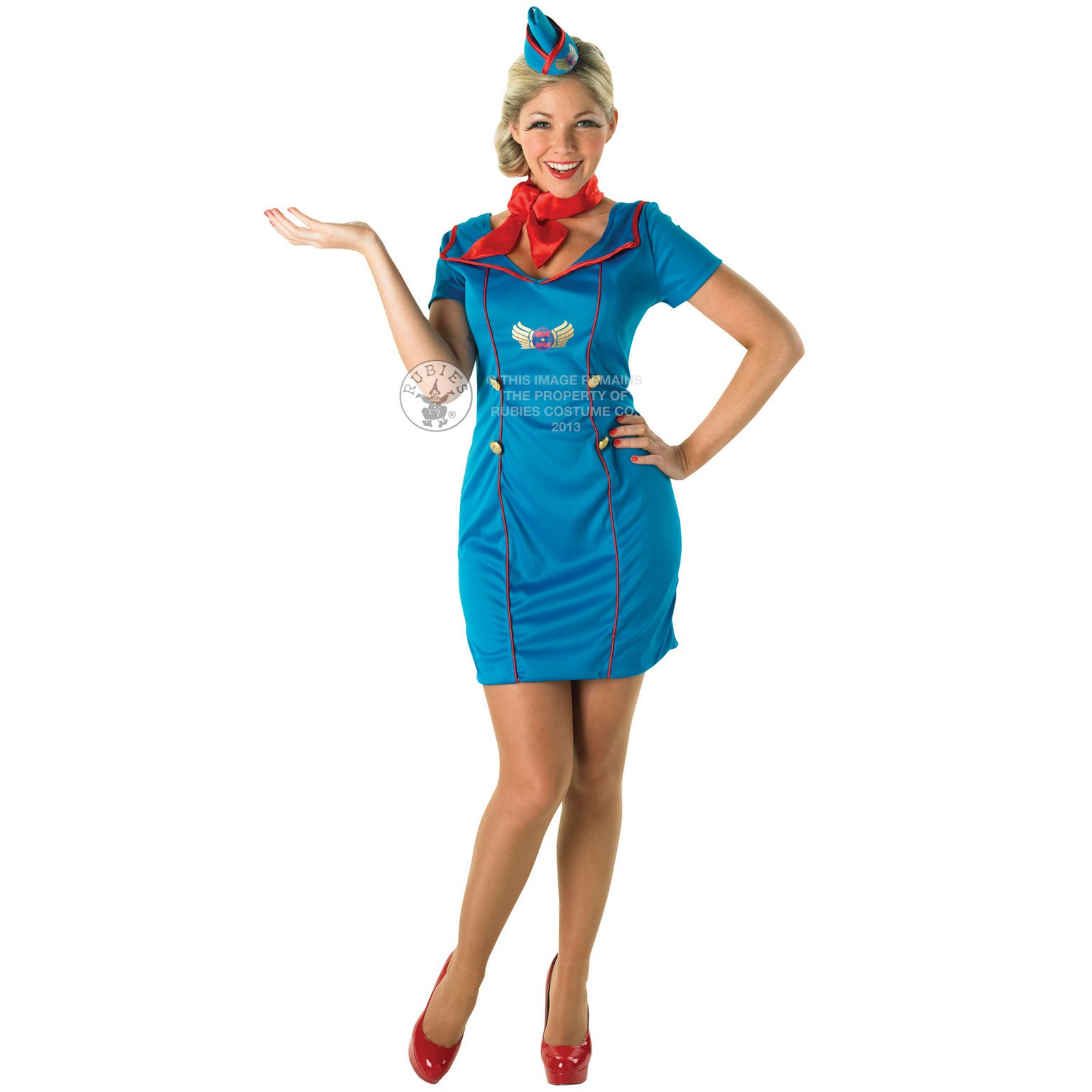 Stewardess nude airline