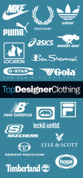 Top Designer Clothing