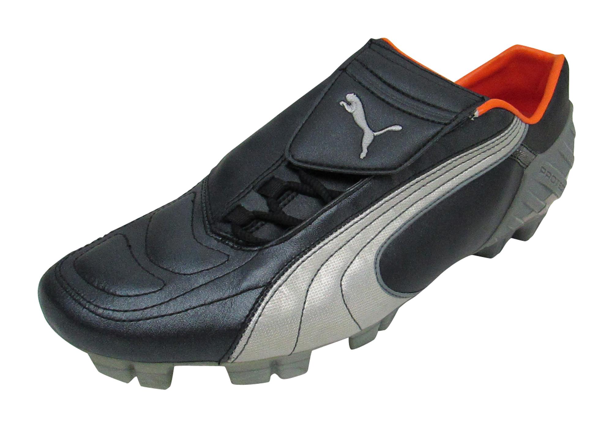 site réputé 925a4 21526 Details about Mens Puma V-Kat GCi FG Football Boots Firm Ground Soccer  Cleats Boot Leather