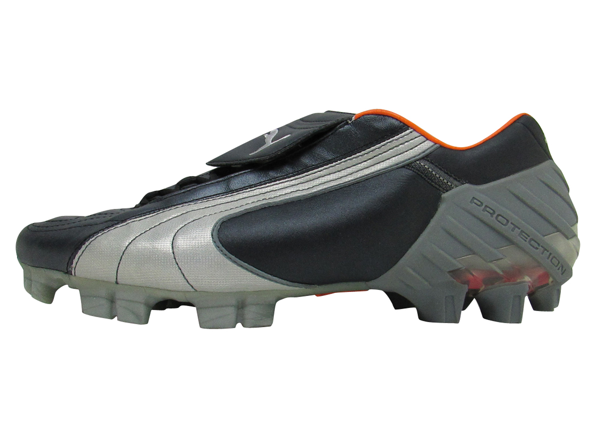 864776a7bc022 Mens Puma V-Kat GCi FG Football Boots Firm Ground Soccer Cleats Boot Leather